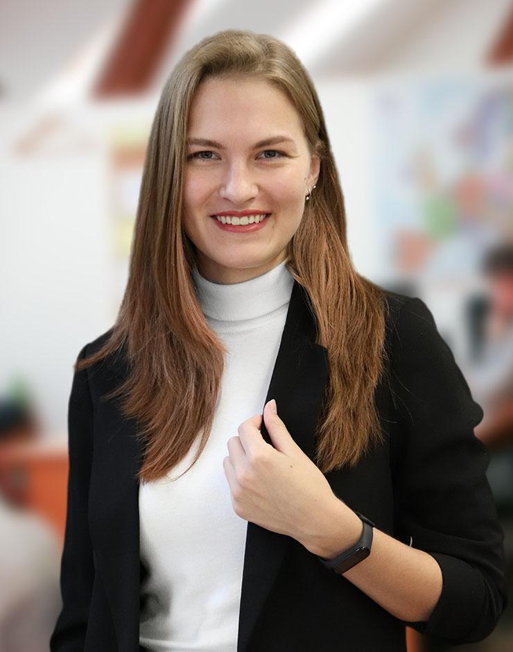 Ing. Dina Sizová